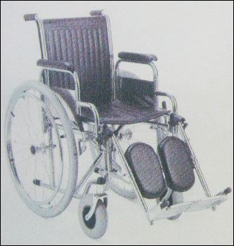 Steel Wheel Chair (Je902c)