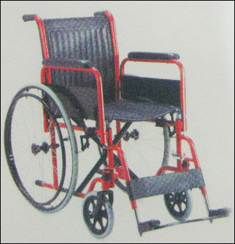 Steel Wheel Chair (Je903)