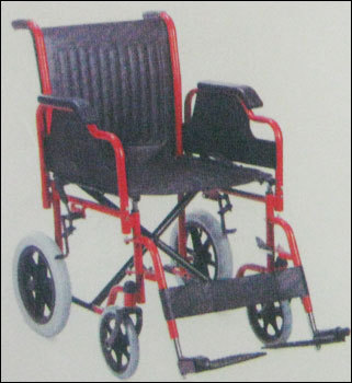 Steel Wheel Chair (Je904b)