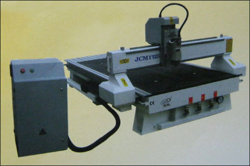 Woodworking CNC Route with Vacuum Bed