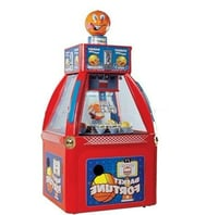 Coin Operated Basketball Forture Arcade Ticket Redemption Game Machine
