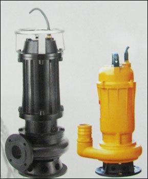 Cast Iron Sewage Pumps
