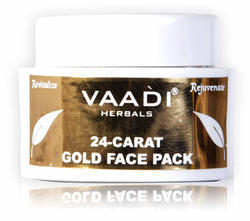 Gold Face Pack (Vitamin-E)