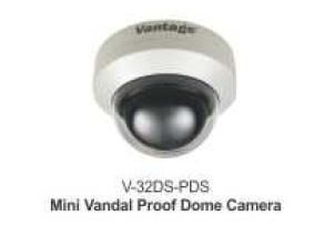 Mini Vandal Proof Dome Camera