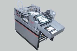 Tissue Box Film Sleeting Machine