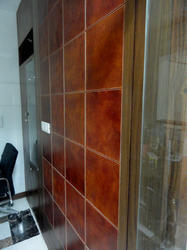 Attractive Design Leather Wall Cladding