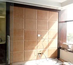 Leather Wall Cladding