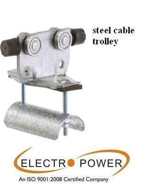 Industrial Heavy Duty Cable Trolley