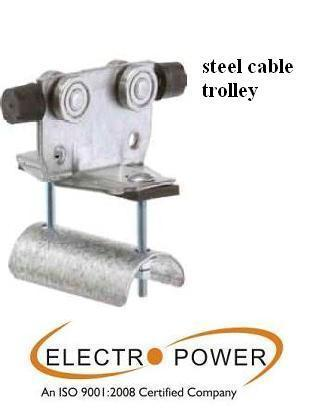 Steel Cable Trolly