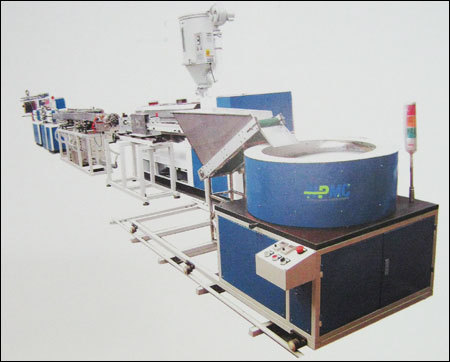 Flat Inline Drip Irrigation Ppe Extrusion Line in  Dsidc Industrial Complex