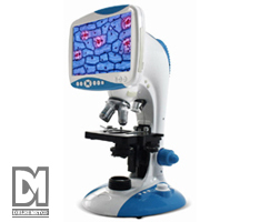 Medical Research Microscope Lcd 600