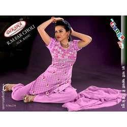 Pink Contemporary Salwar Kameez