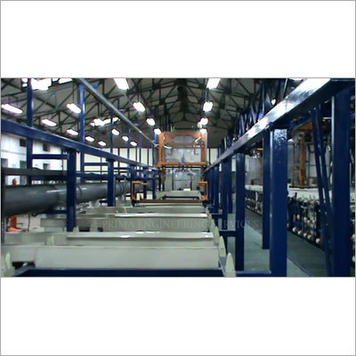 Automatic Electroplating Plants in  New Area