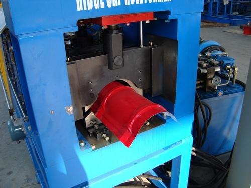 Ridge Cap Machine