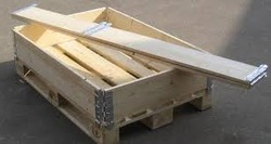 Collapsible Pallet Collar
