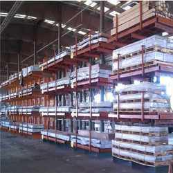 Heavy Duty Pallet Stacking Storage Systems