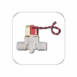 Very Low Pressure Solenoid Valve