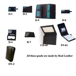 Customized Leather Wallets