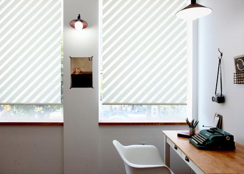 Slope Window Blinds