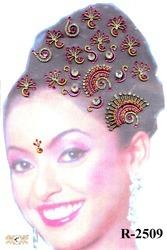 Sticker Hair Sticker