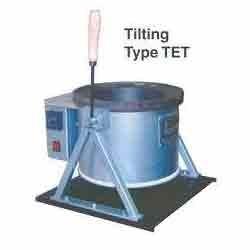 Tilting Type Metal Melting