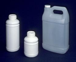 Custamized HDPE Bottles