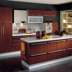 Kitchen Shelves and Drawer