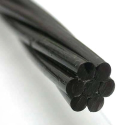 Uncoated Stress Relieved Strand Wire
