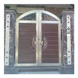 Designer Main Gates In Delhi, Delhi - Dealers & Traders