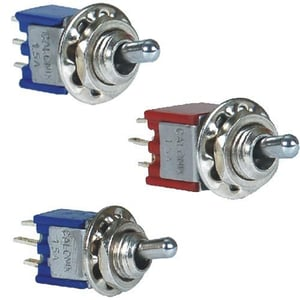 Micro Toggle Switches