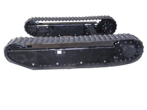 Rubber Track Undercarriage 0.8-6ton