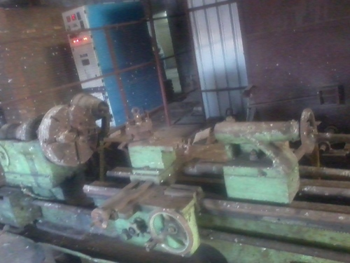 Used Lathe Machines