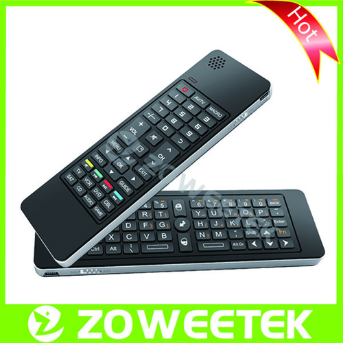 Wireless Keyboard for Samsung TV with Skype-call Function in