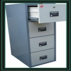 Fire Resistance Filing Cabinets