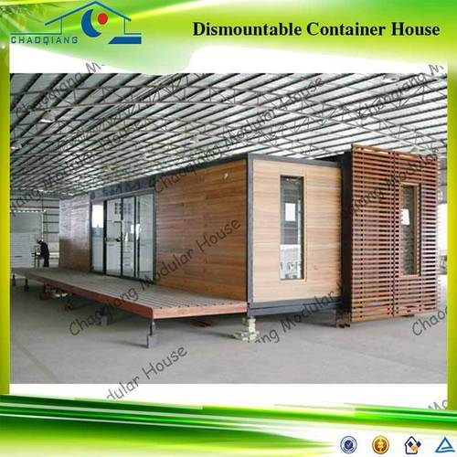 20 foot modular restaurant shipping container house in chongqing chongqing chongqing. Black Bedroom Furniture Sets. Home Design Ideas