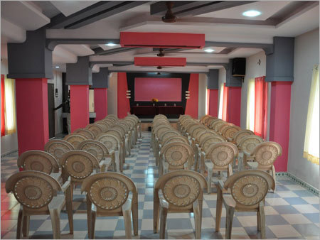 Conference Hall Services