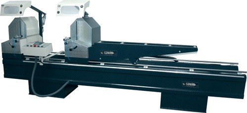 Automatic Digitally Controlled Two Corner Cutting Machine ISO 801