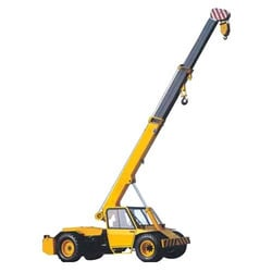 Pick And Carry Crane