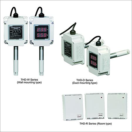 Autonics Temperature Humidity Transducers
