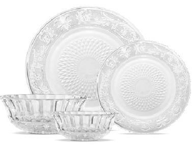 Glass Dinner Sets