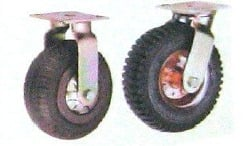 Medium Duty Pneumatic And Solid Rubber Tyre