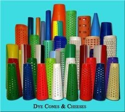 PVC Cones And Tubes