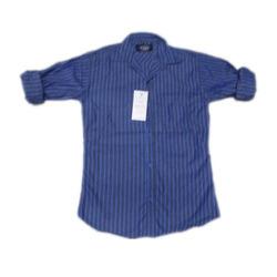 Cotton Stripe Shirt