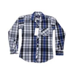 Designer Mens Check Shirt