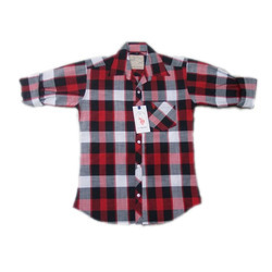 Mens Check Shirts in  New Area