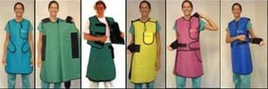 Xenolite Lead Free And Light Weight Radiation Protection Aprons