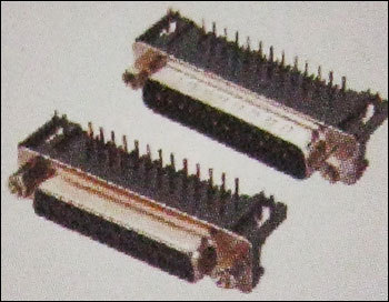 Centronic Connector Solder Type