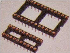 Machine Base Ic Socket