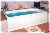 Bath Tub (1800 mm x 990 mm x 440 mm)