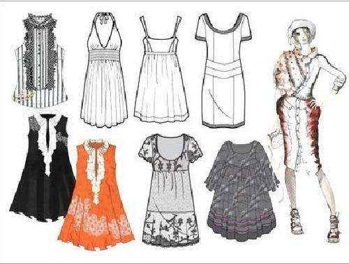 Cloth Design   Cloth Designing Service My Design Team B 161 Sector 26 Noida